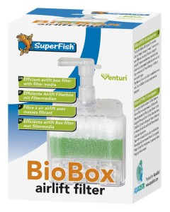 Superfish - Bio Air Luchtfilter