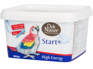 Deli Nature - Start+ Handopfok - Energy 500gr