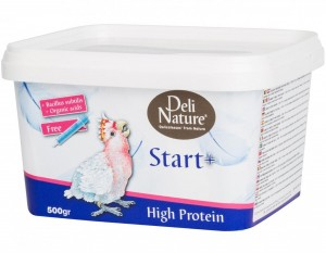 Deli Nature - Start+ Handopfok - Protein 500gr