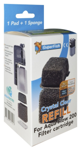 Superfish - Crystal Clear Filter Cartridge (refill)