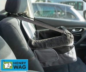 Henry Wag Pet Car Booster