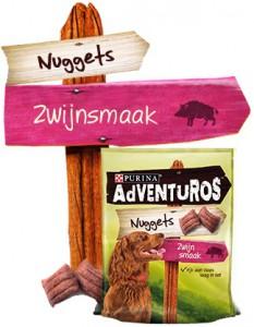 Adventuros - Nuggets (Zwijn)