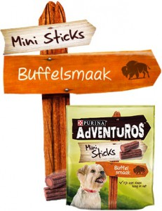 Adventuros - Mini Sticks (Buffel)