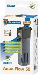 Superfish - Aqua-flow filter 50