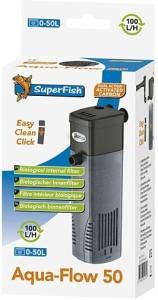 Superfish - Aqua-flow filter 50