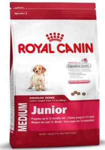 Royal Canin - Medium Junior 32