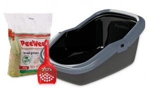 Productafbeelding voor 'PeeWee Startpakket - EcoMinor'