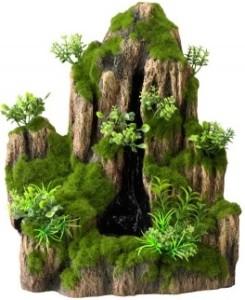 Aqua Della - Waterfall Moss Rock