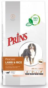 Prins - Lam/Rijst