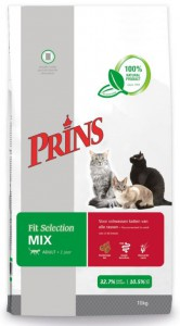Prins - Fit Selection - Kattenbrok 3 mix