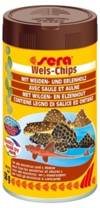 Sera - Wels Chips Nature