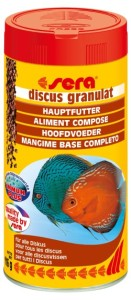 Sera - Discus Granulat