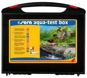 Sera - Aqua-test Box