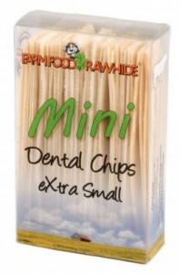 Productafbeelding voor 'Farm Food - Mini Dental Chips'