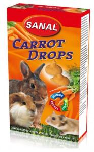 Sanal - Carrot Drops