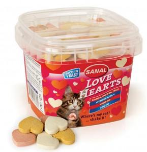 Sanal - Love Hearts