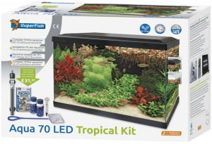 Superfish - Aqua 70 LED (Tropical Kit) - Wit
