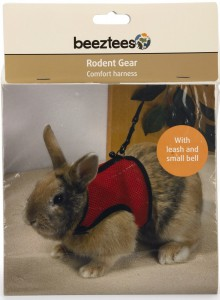Beeztees - Loopharnas voor knaagdieren