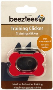 Beeztees - Trainingsklikker met koord