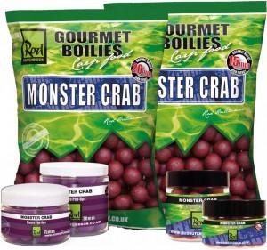 Productafbeelding voor 'Rod Hutchinson - Monster Crab'