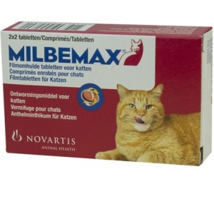 Productafbeelding voor 'Milbemax - Kat'