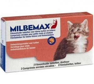 Productafbeelding voor 'Milbemax - Kitten en Kleine katten'
