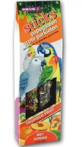Esve - Vogelstick - Papegaai (Tropisch Fruit)