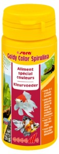 Sera - Goldy Color Spirulina