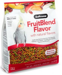 Zupreem - FruitBlend Flavor - Medium