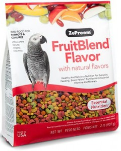 Zupreem - FruitBlend Flavor - Medium/Large