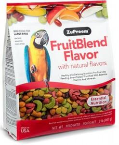 Zupreem - FruitBlend Flavor - Large