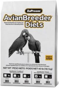 Zupreem - Natural diets parrots & conures
