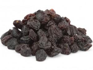 Grote zwarte Rozijnen