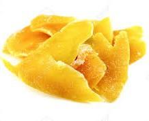 Gedroogde Mango schijfjes