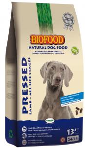 Biofood - Geperste Lam & Rijst brok