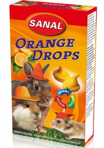 Productafbeelding voor 'Sanal - Orange drops'