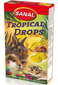Sanal - Tropical Drops