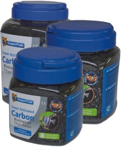 Superfish - Activated Carbon