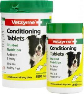 Vetzyme - Biergist tabletten