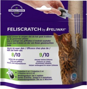 FeliScratch (9 pipetten)