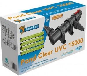 Superfish - Pond Clear UVC-set 18W