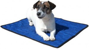 Image of Aqua Coolkeeper Mat Royal Blue