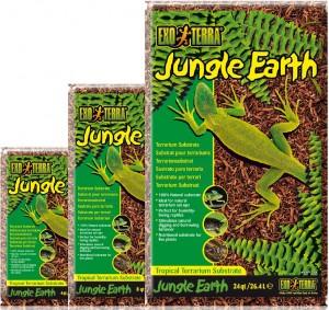 Productafbeelding voor 'Exo Terra - Jungle Earth'