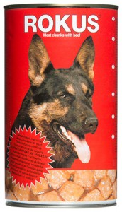 Rokus hond - Rundblokjes