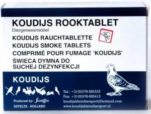 Koudijs - Droogontsmetter