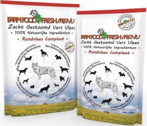 Farm Food - Fresh Menu Rundvlees Compleet