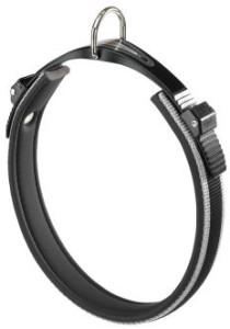 Ferplast - Halsband Ergocomfort Grijs