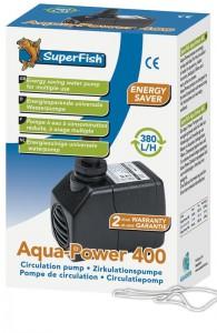 Productafbeelding voor 'Superfish - Aqua-power Pompen'