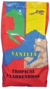 Vanilia - Paardenklontjes/snacks Tropisch