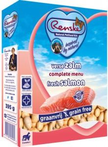 Renske - Hond -  Zalm